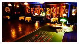 casino theme Gatsby