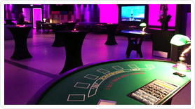 soiree casino au Duplex