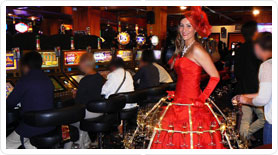 Lady Champagne Casino Barriere Saint Malo
