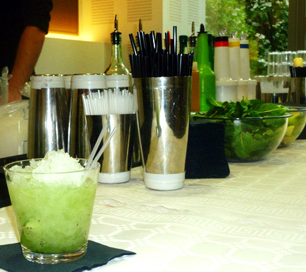 atelier animation cocktails - atelier smoothies