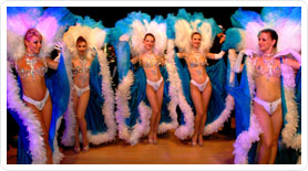 soiree cabaret, soiree music-hall